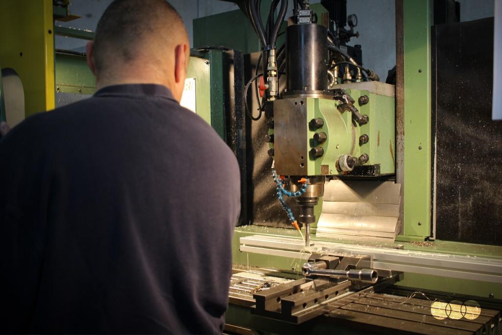 Lavorazioni - Macchine utensili e controllo numerico
