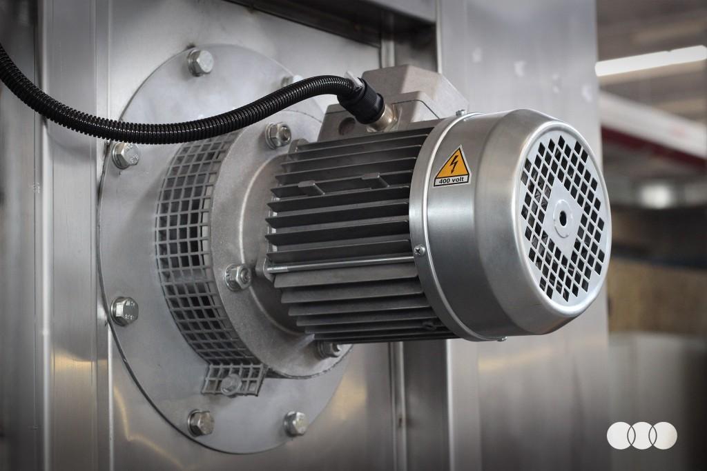 Forni di essiccazione vernici - Convogliazione aria